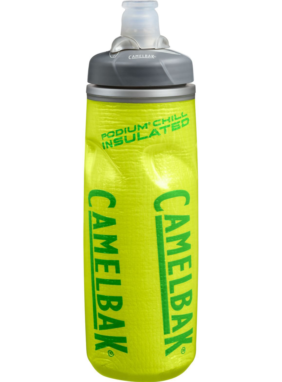 camelbak bidon isotherme podium chill 650ml jaune. Black Bedroom Furniture Sets. Home Design Ideas