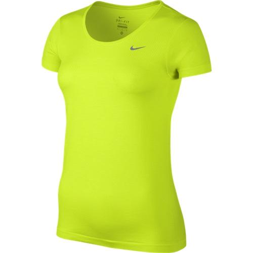Dri Amarillo Camiseta Nike Fi Femme Mujer 29WEIDHY