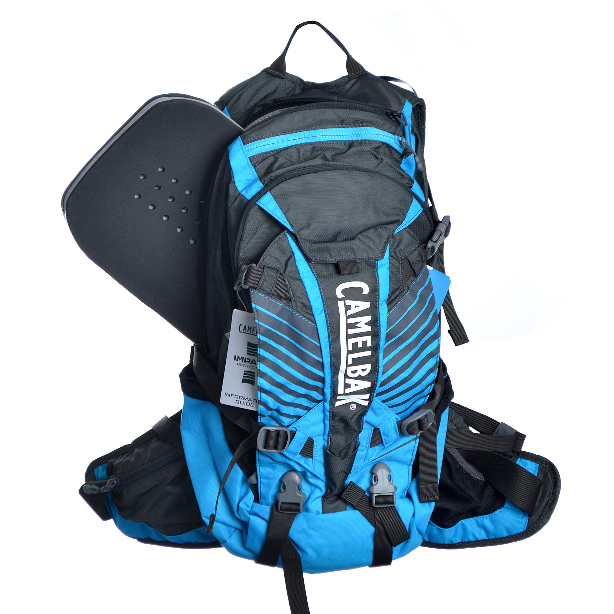 classic shoes great deals 2017 various colors Camelbak KUDU 18 Hydration Pack - Charcoal Atomic Blue