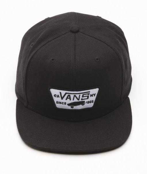casquettes vans noir