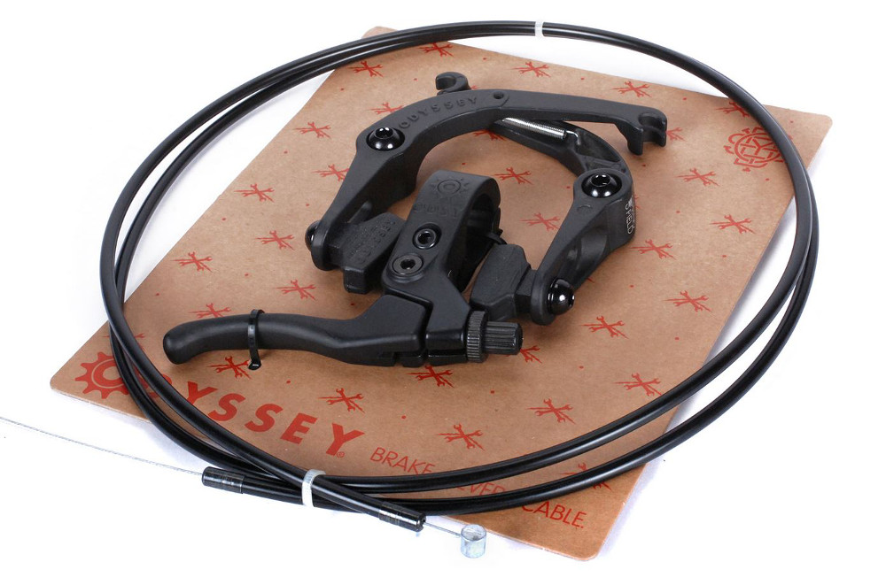 odyssey kit frein levier cable springfield noir. Black Bedroom Furniture Sets. Home Design Ideas