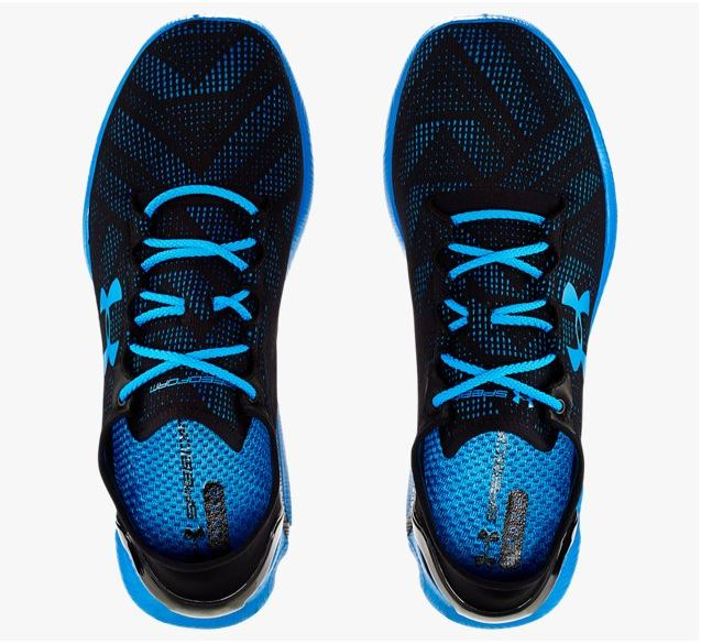 Under Armour Chaussure Bleu