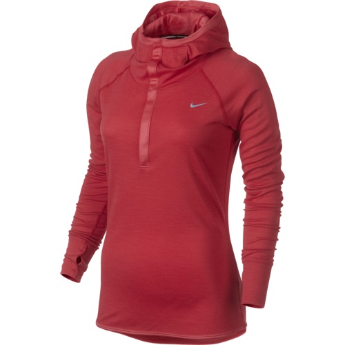 look good shoes sale new authentic exclusive range NIKE Sweat DRI-FIT WOOL Rouge Femme