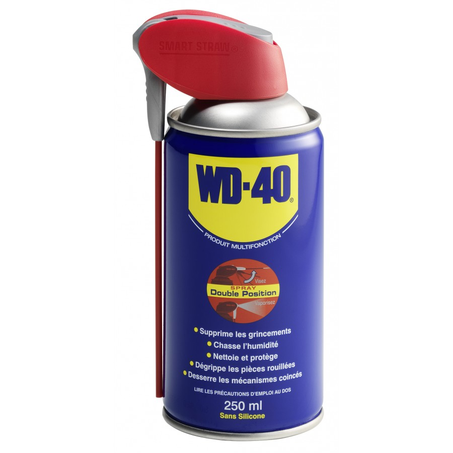 WD-40 Spray Double Position 250 ML WD 40