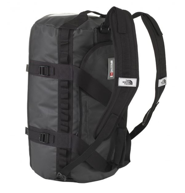 the north face sac de voyage base camp duffel taille s noir. Black Bedroom Furniture Sets. Home Design Ideas
