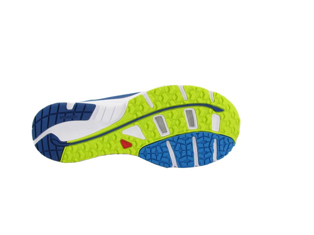 Bleu de Salomon Trail Blanc SENSE 3 Chaussures MANTRA JFclTK13