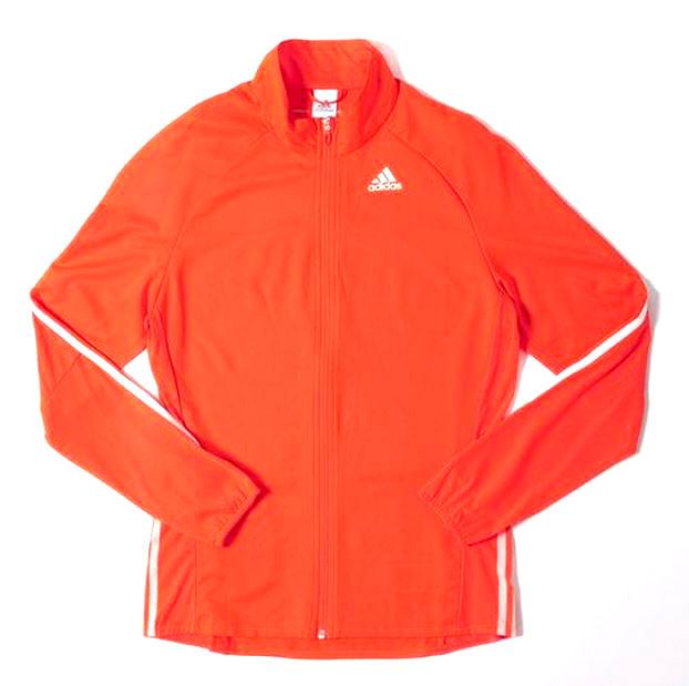 adidas veste homme adizero slim track orange. Black Bedroom Furniture Sets. Home Design Ideas