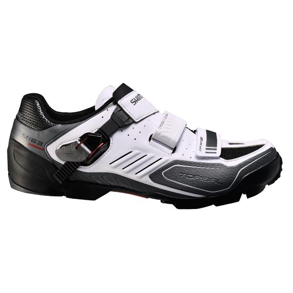 toujours populaire couleurs harmonieuses à bas prix Chaussures VTT SHIMANO XC M163 Blanc