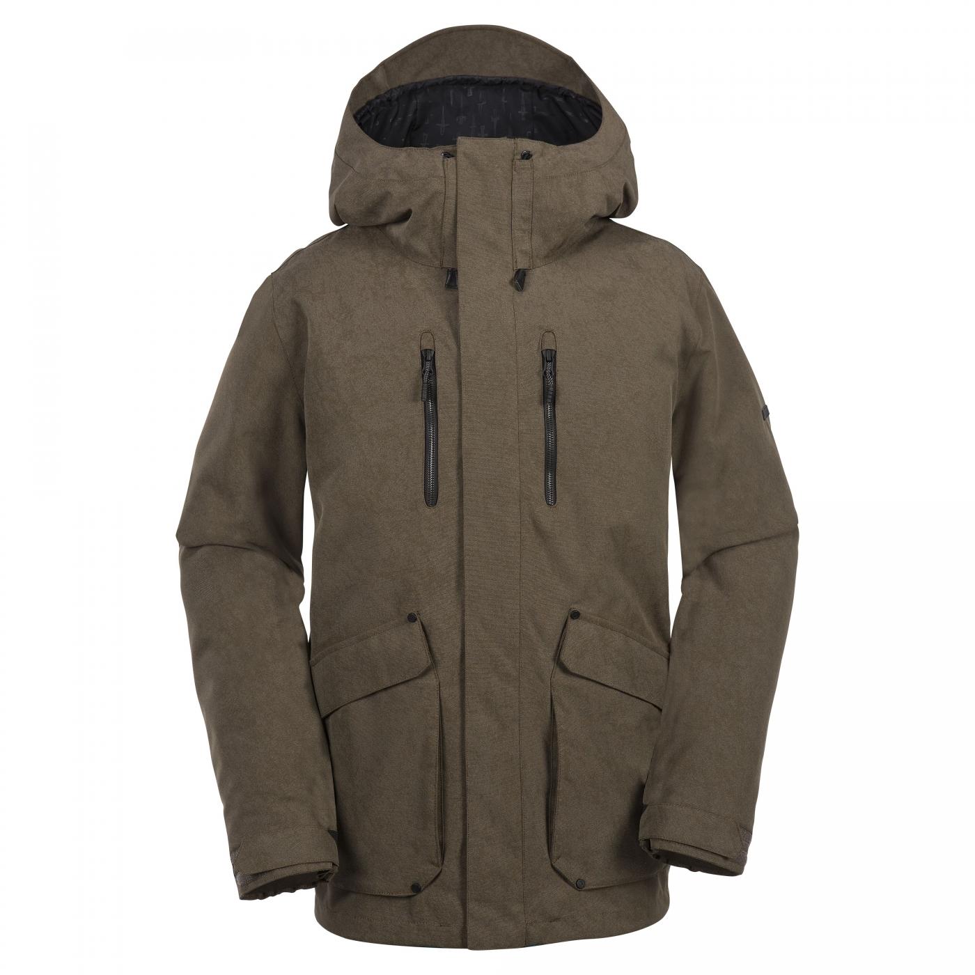 la meilleure attitude 02aa8 3477c Veste De Snowboard Volcom Pat Moore 3-in-1 Jacket