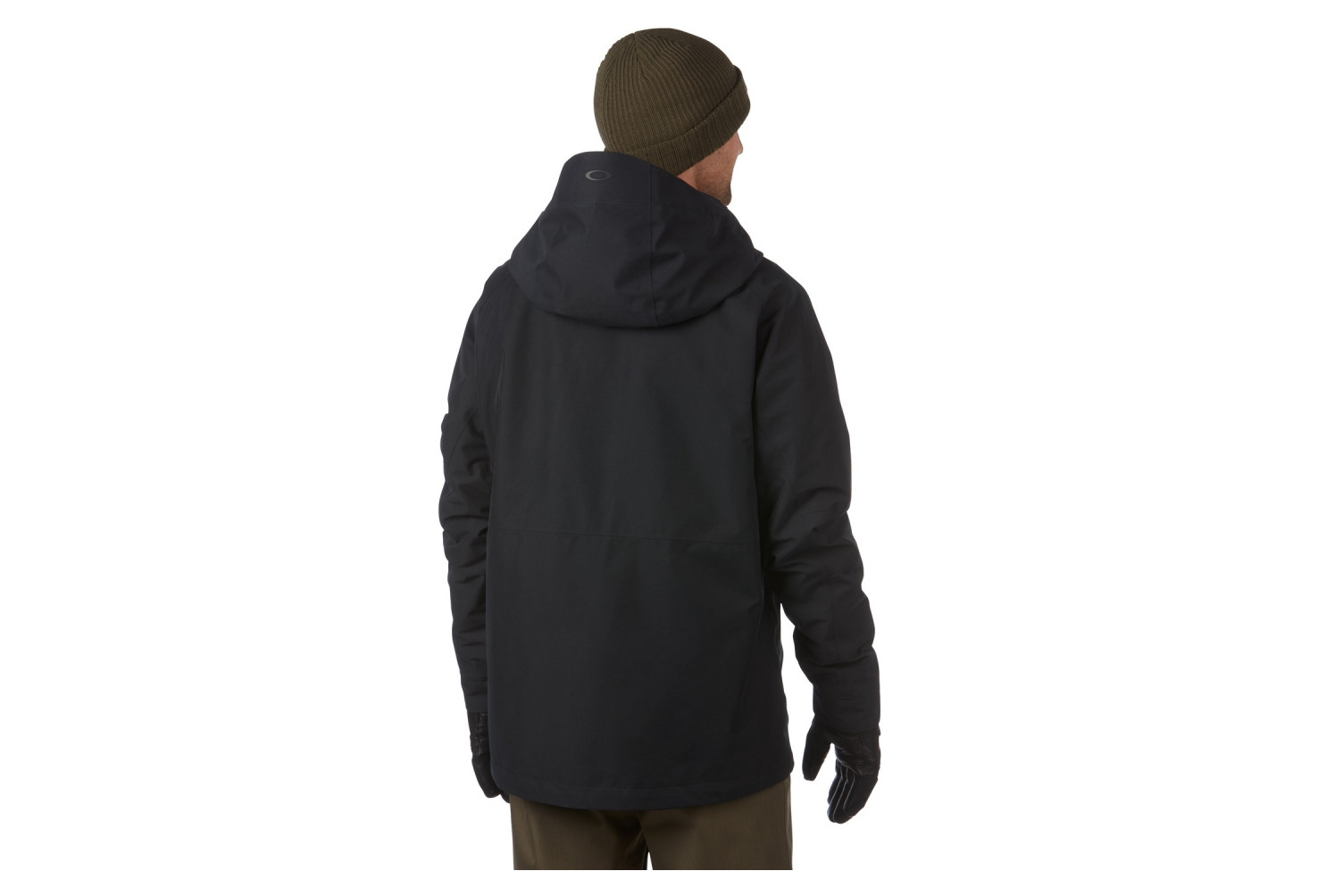 Veste Oakley Lookout 2l Gore tex Blackout par Precision Ski