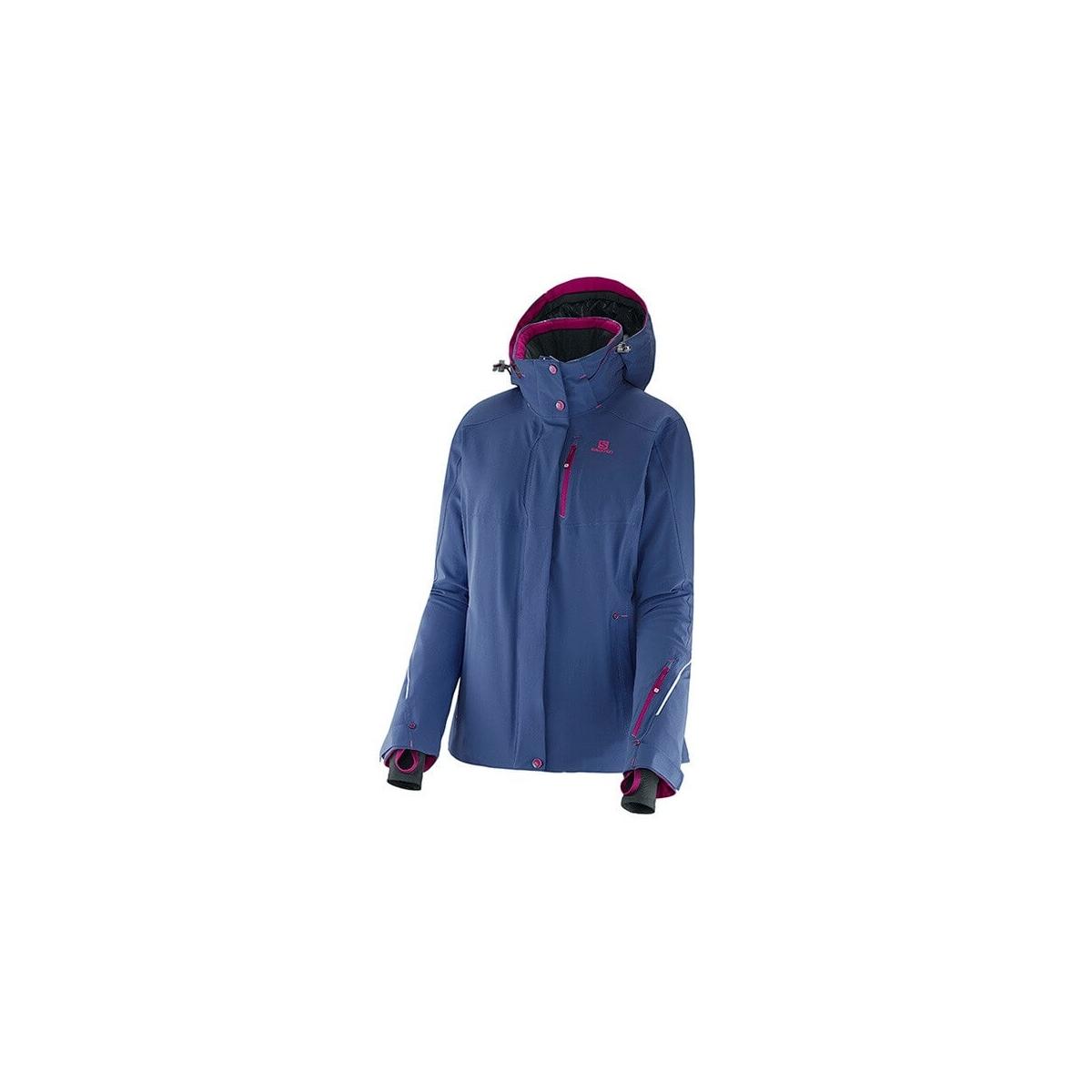Brillant Veste De Jacket Salomon Ski Femme q7qtBrApw