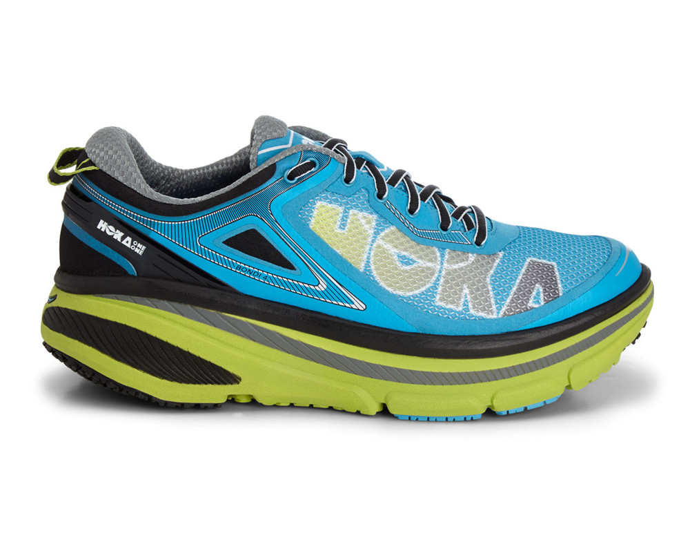 Hoka One One Bondi B  Road Running Shoes Mens