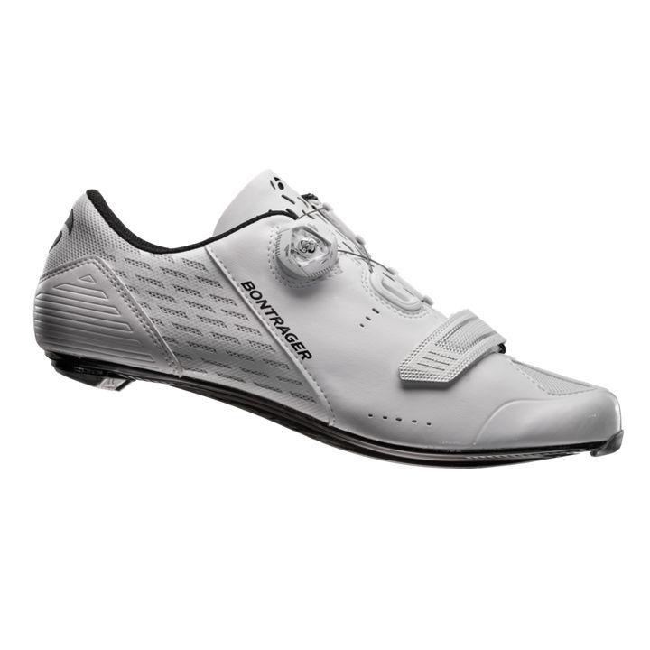 boutique officielle regard détaillé choisissez le dégagement Chaussures Route BONTRAGER VELOCIS Blanc