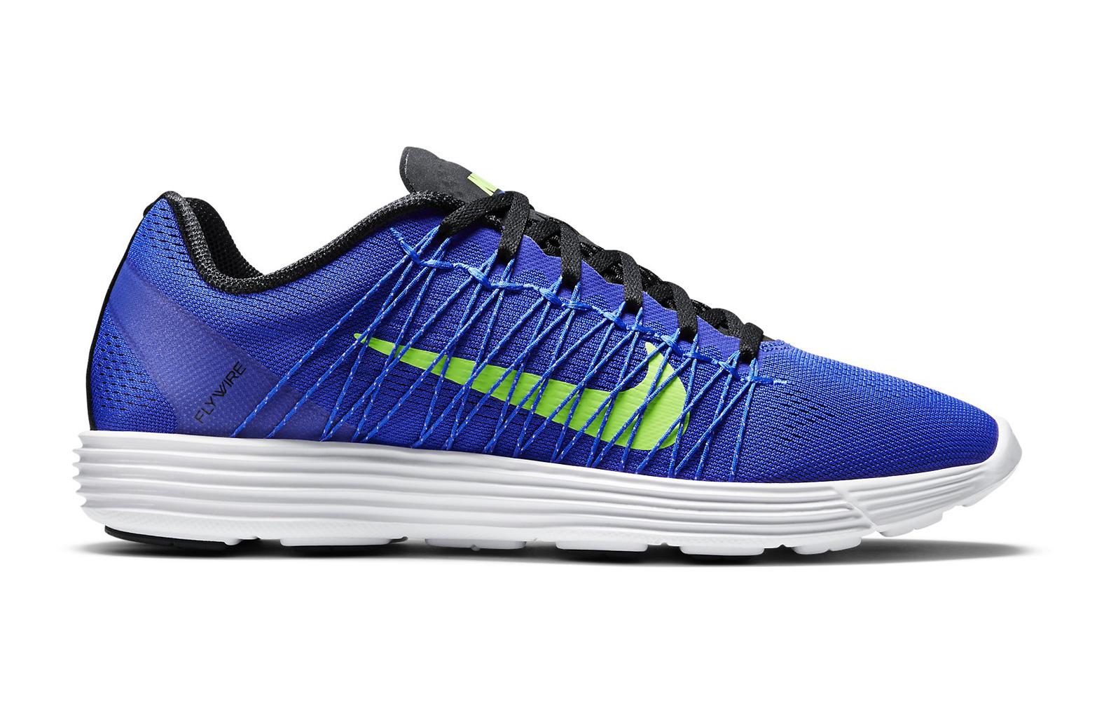 separation shoes 46e03 1b1d3 Chaussures de Running Nike lunaracer Bleu