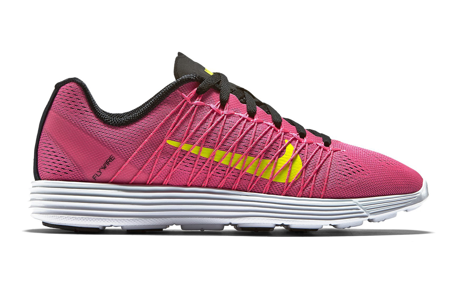 the best attitude 61b9a ccbc0 NIKE Shoes LUNARACER+ 3 Pink Yellow Women