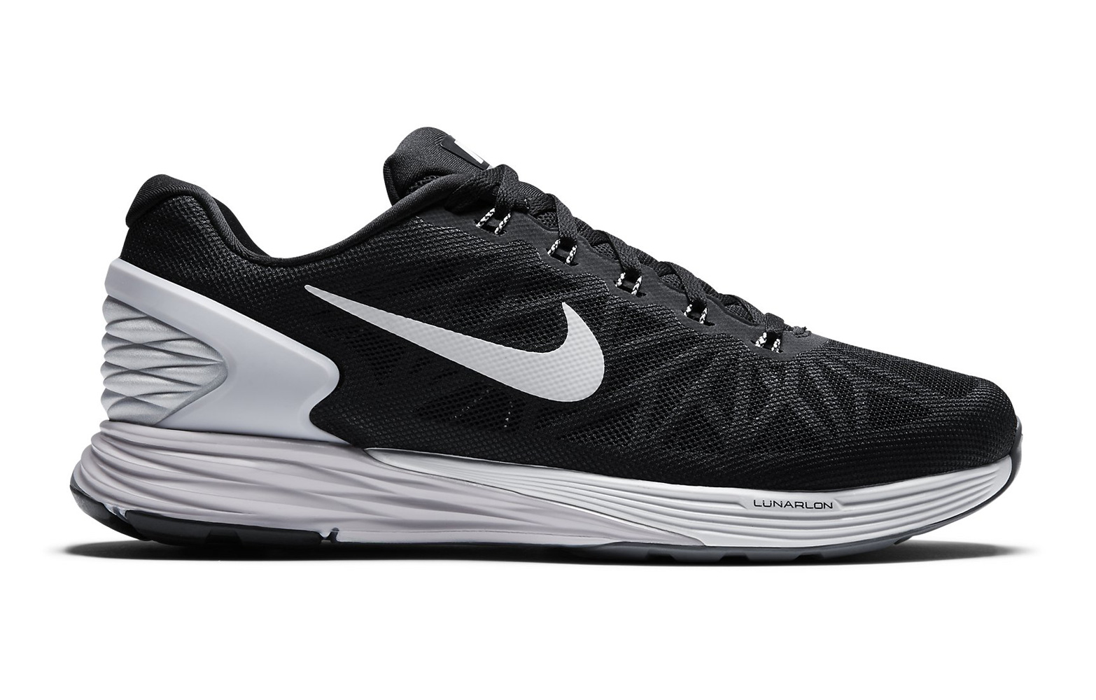 buy popular 93e2a a0385 Zapatillas Nike LUNARGLIDE 6 para Mujer Negro