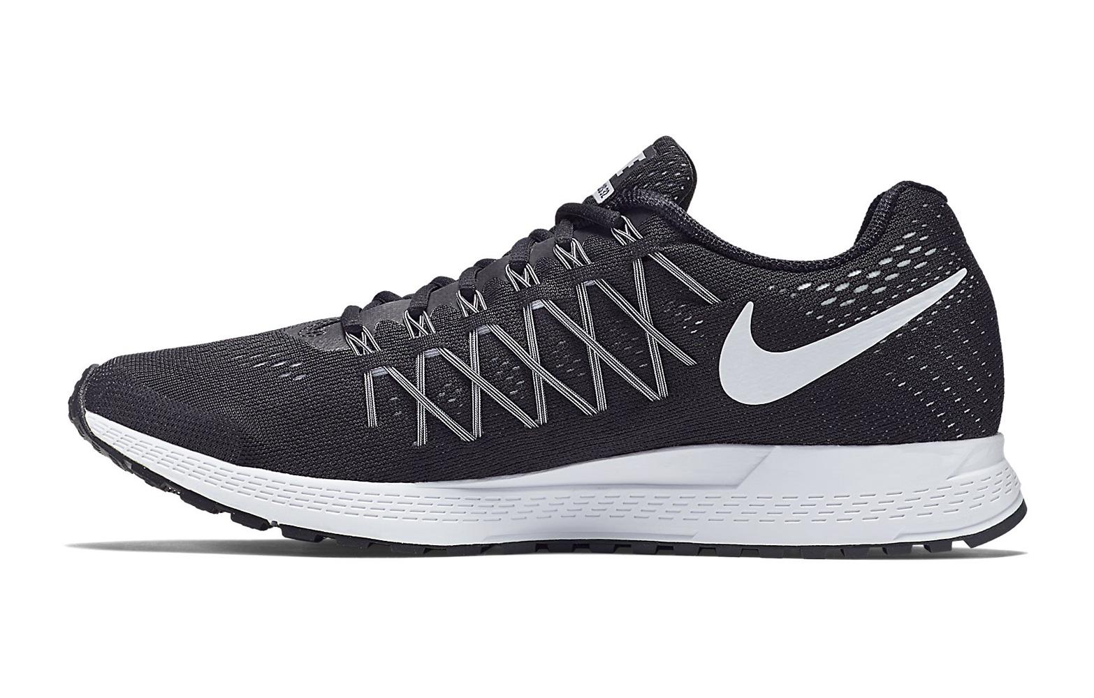 Zapatillas Nike Air Zoom Pegasus 32 negras para hombre