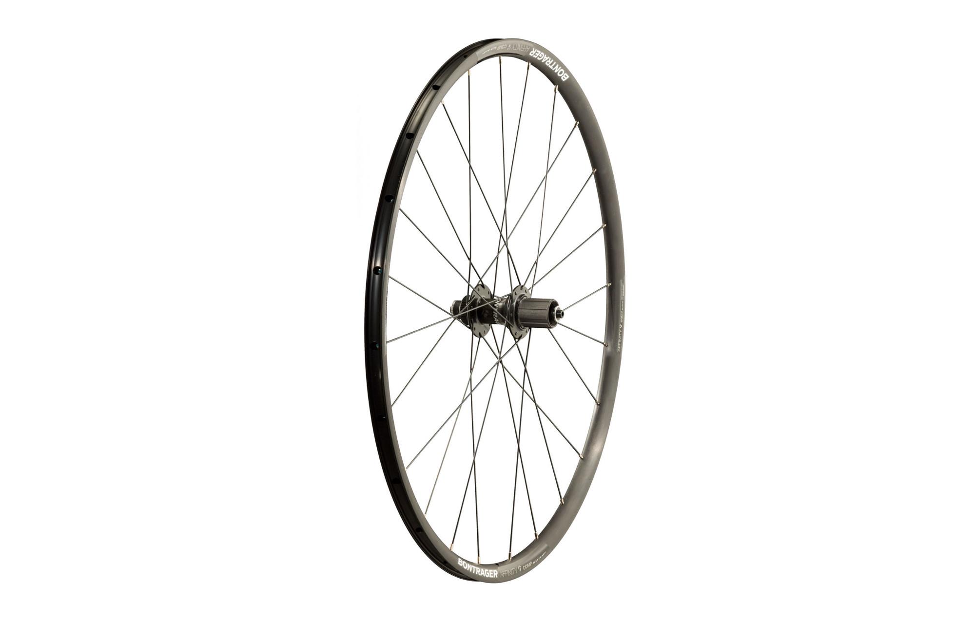 bontrager roue arri re route affinity comp 700c tlr disque. Black Bedroom Furniture Sets. Home Design Ideas