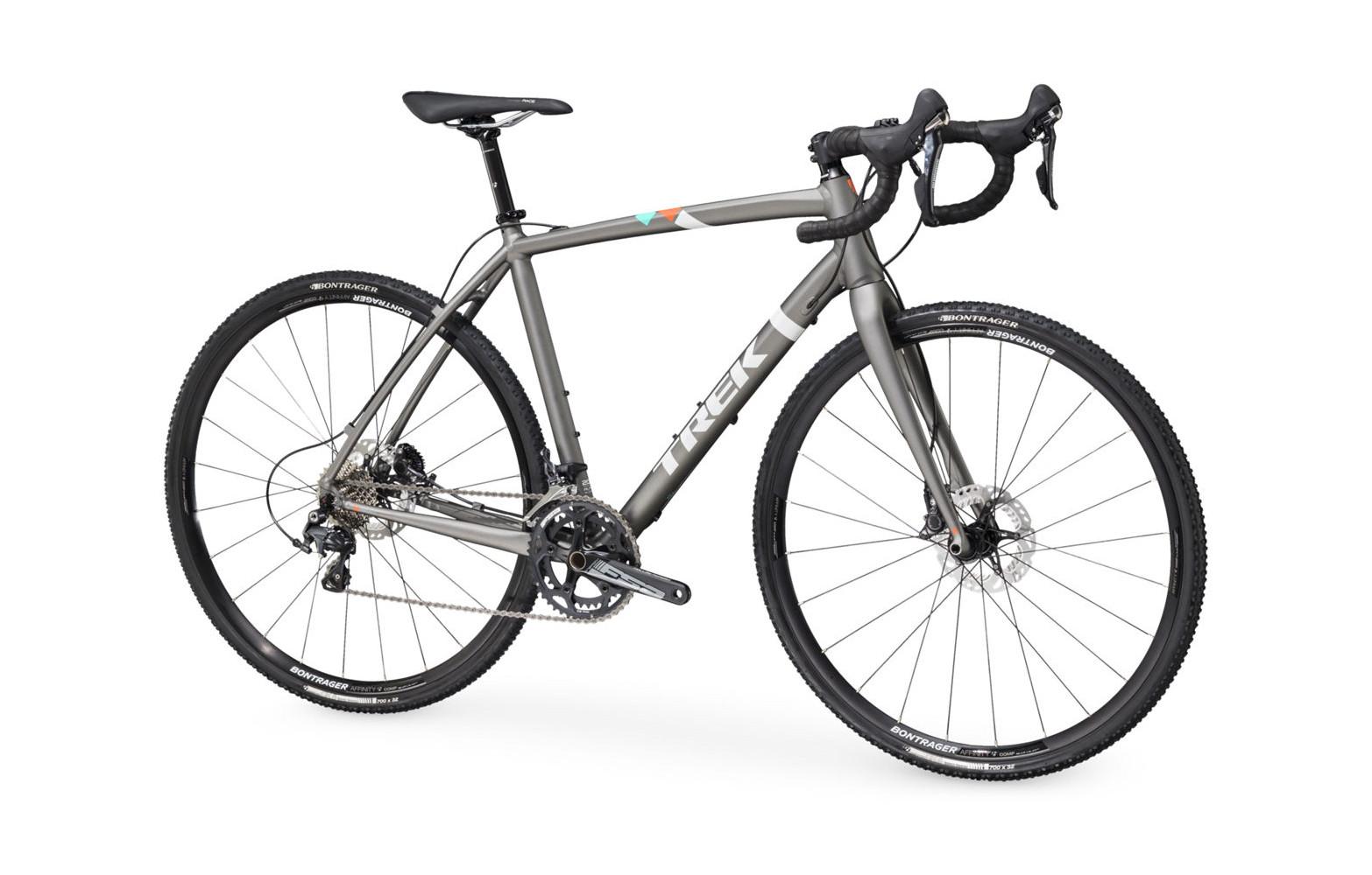 trek cyclo cross full bike crockett 9 disc grey. Black Bedroom Furniture Sets. Home Design Ideas