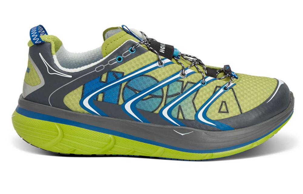 Nui Running Tarmac Hoka Blue Mens Shoes Black 2 Rapa Yellow yvgf7YIb6m