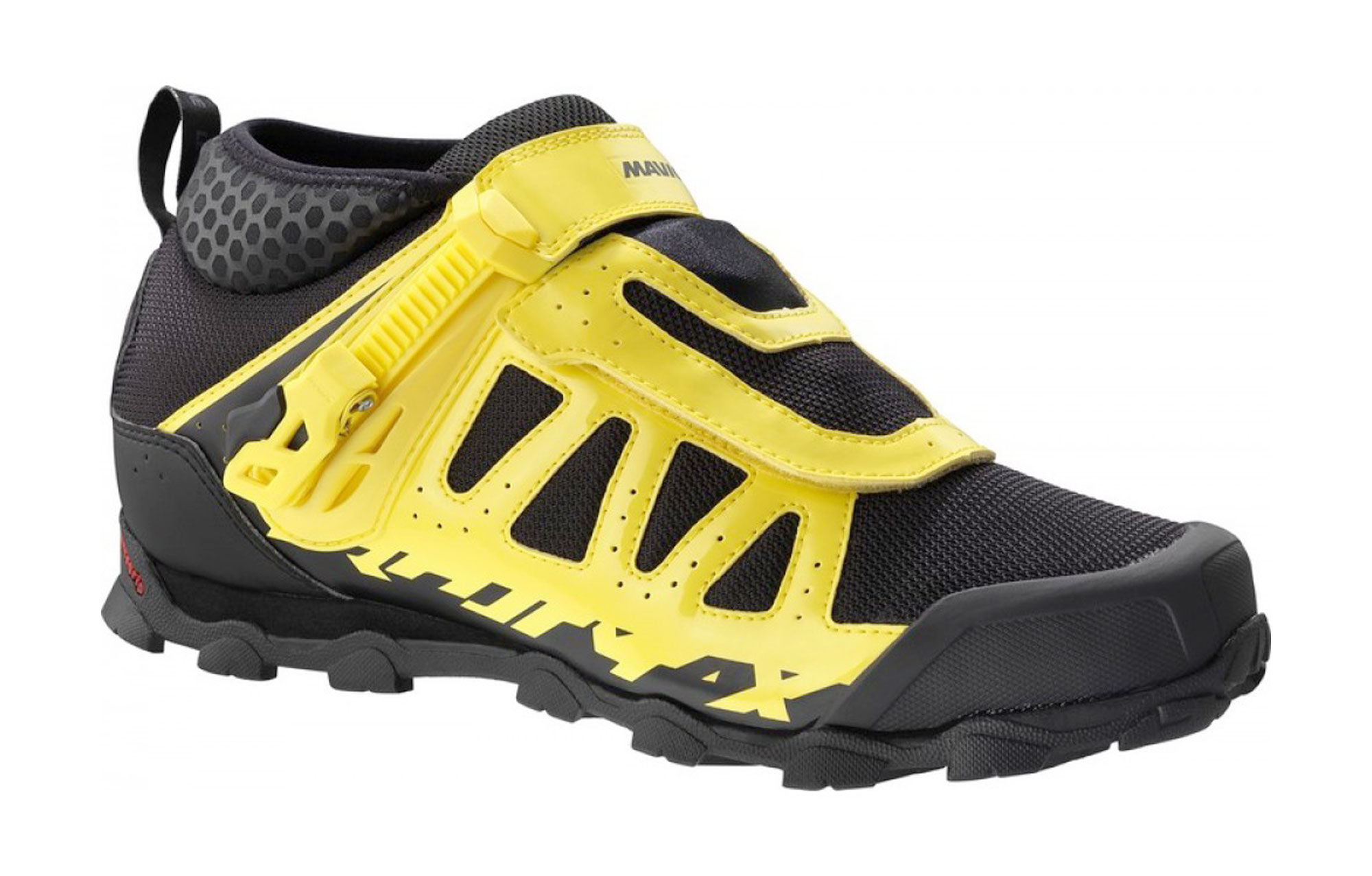chaussures vtt mavic crossmax xl pro jaune noir. Black Bedroom Furniture Sets. Home Design Ideas