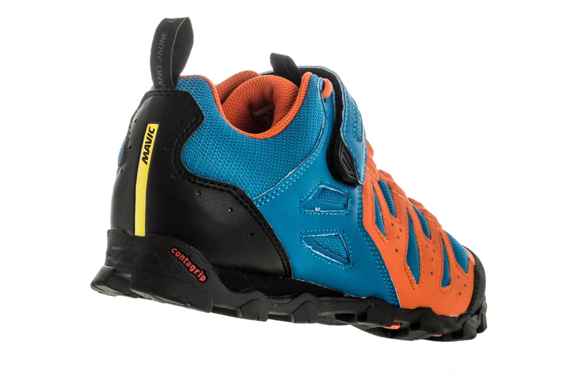 Crossride Elite Shoes Blue Orange