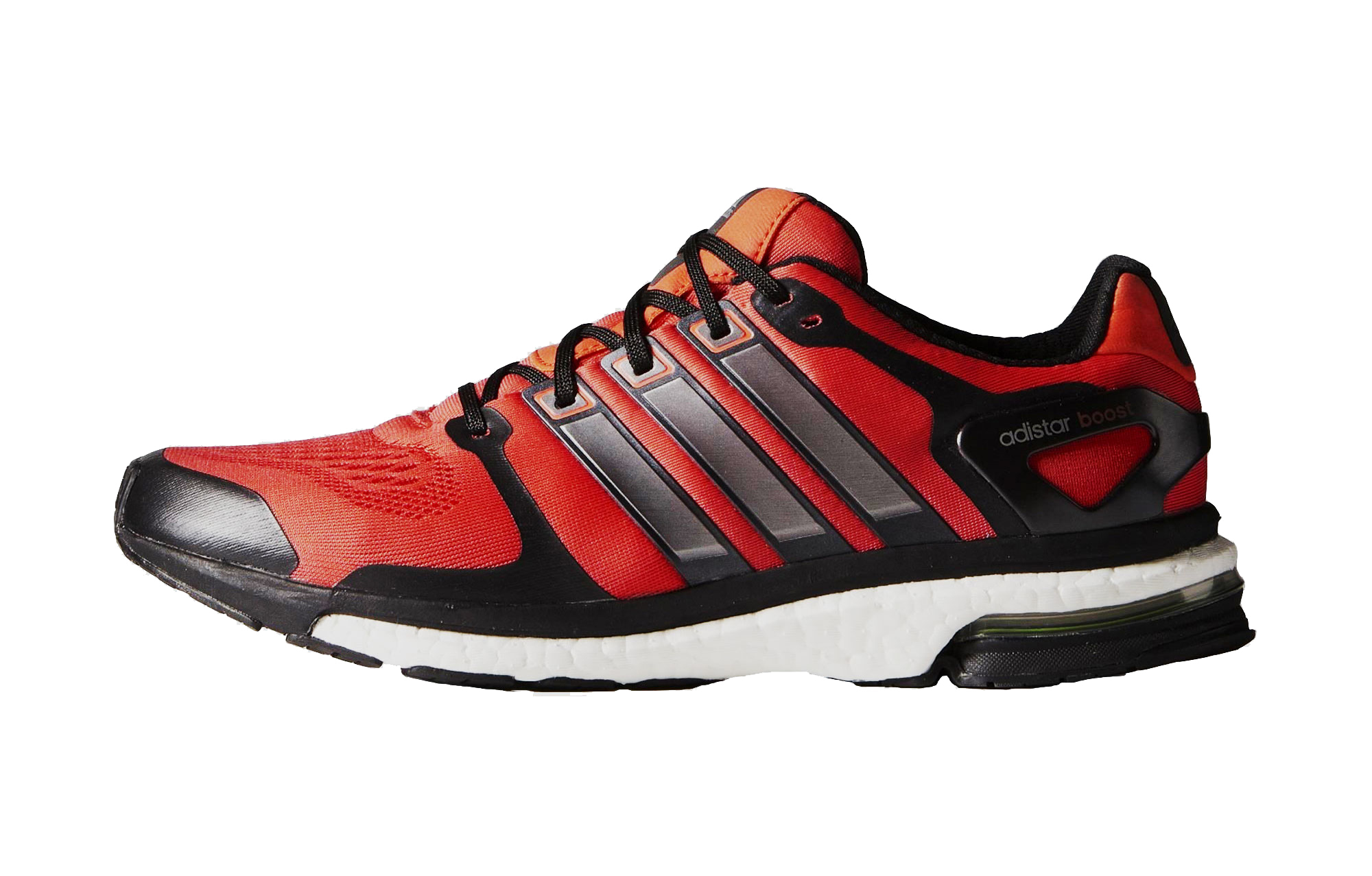 the best attitude 9fb03 96985 Zapatillas Adidas Adistar Boost ESM Hombre Negro Rojo
