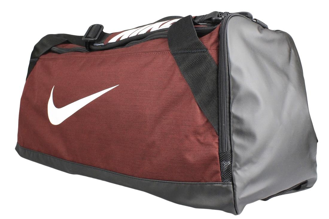 a949cd0c98 Nike Brasilia Tr Duffel Bag M BA5334-622 Blanc