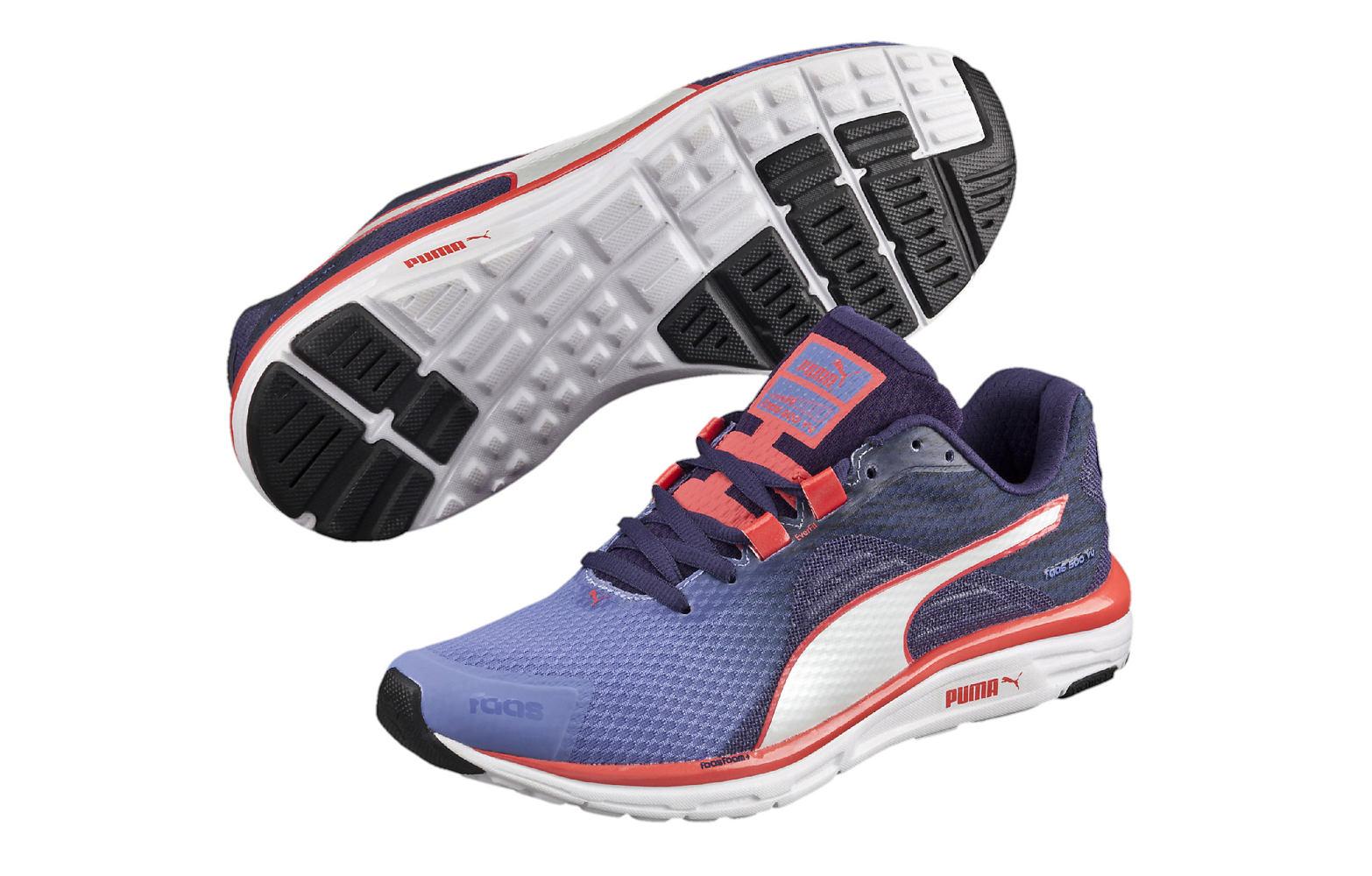 puma comfort shoes, Puma faas 500 v4 women's running shoes