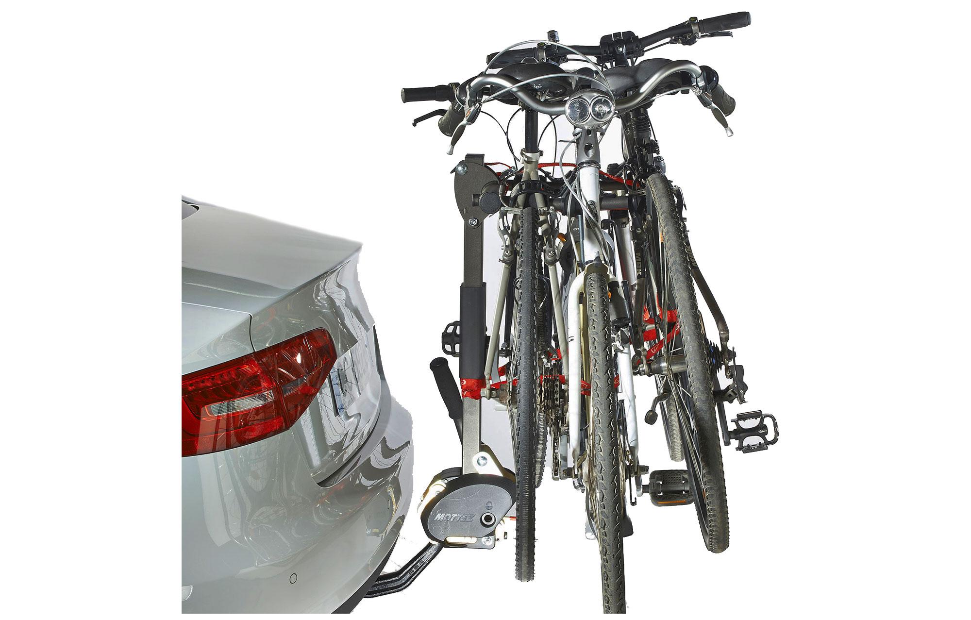 MOTTEZ Porte Vélos Attelage HERCULE 3 Vélos