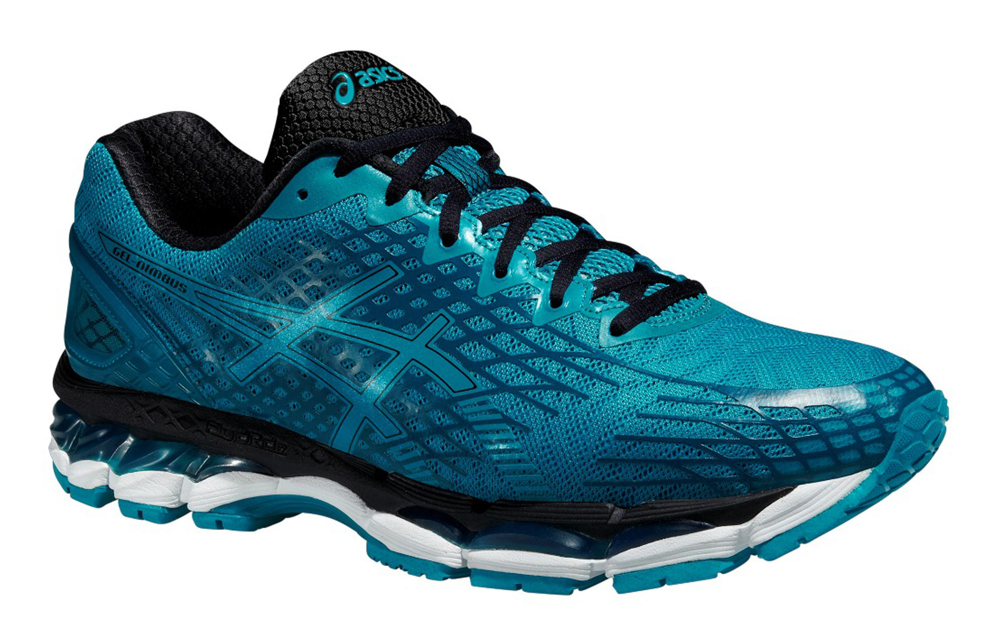 the best attitude 87610 91a40 ... spain chaussures de running asics gel nimbus 17 bleu b5884 c57aa