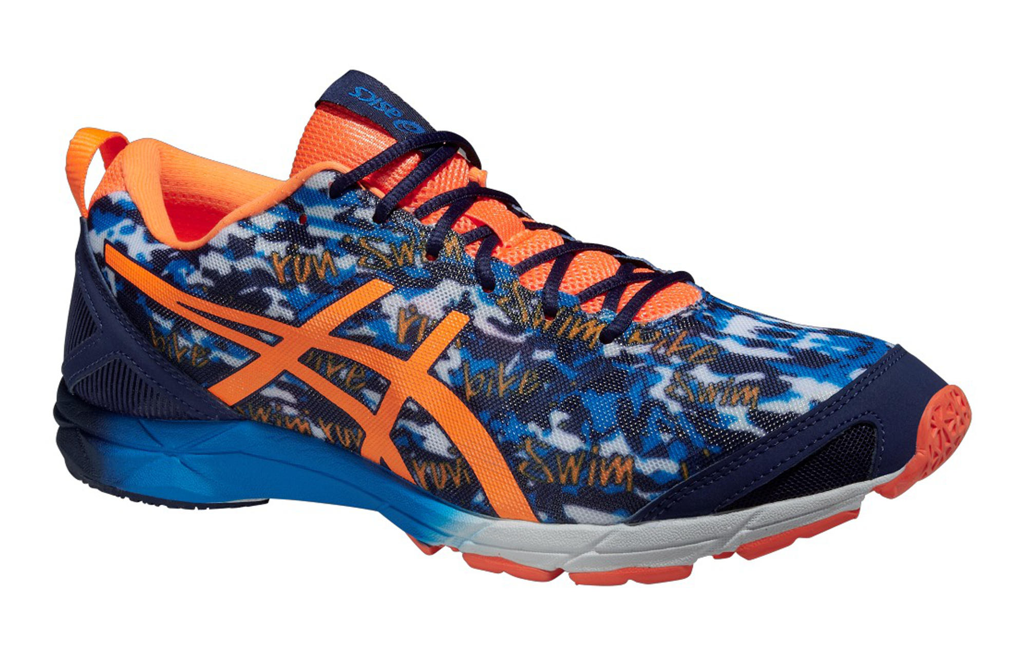 asics gel hyper tri test