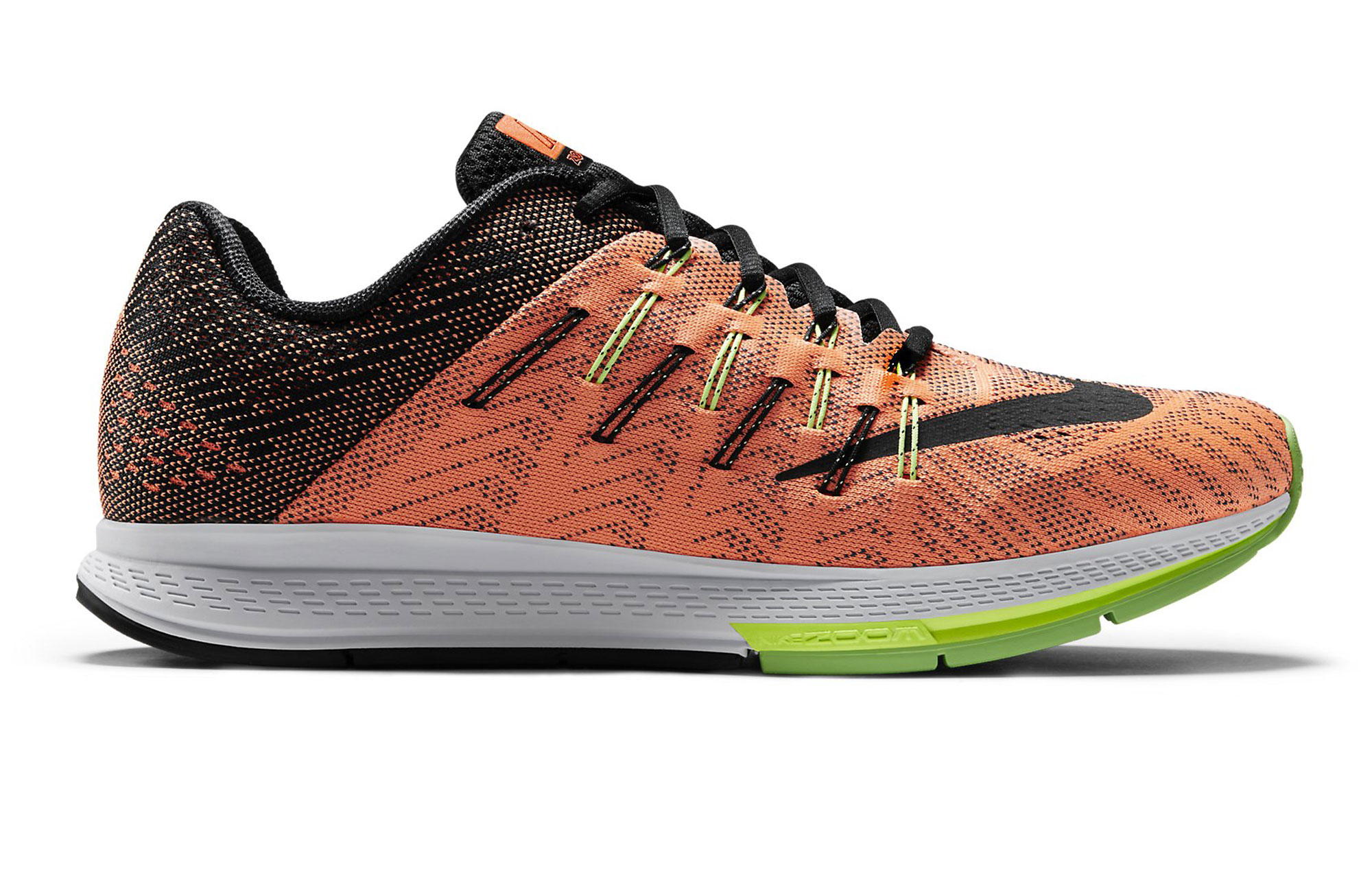 finest selection cd591 8b886 Zapatillas Nike AIR ZOOM ELITE 8 para Hombre Naranja