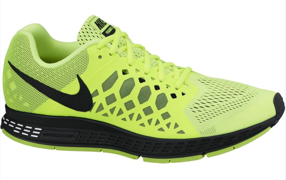 new arrival af03f 44887 NIKE Shoes AIR ZOOM PEGASUS 31 Yellow Black Men   Alltricks.com