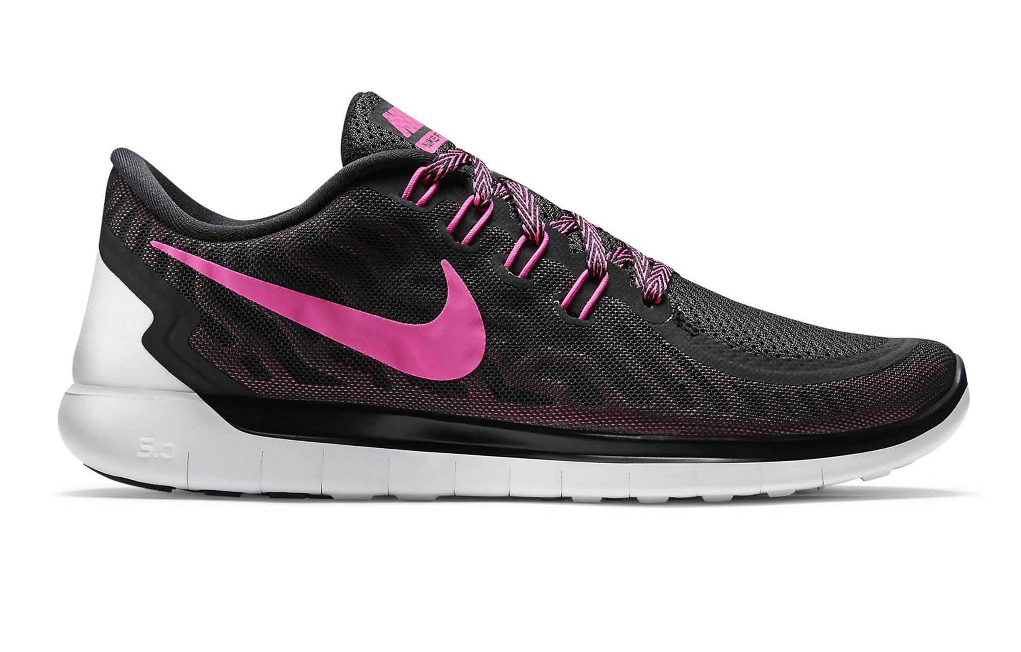 best loved f44ec a83c0 Chaussures de Running Femme Nike FREE 5.0 Noir