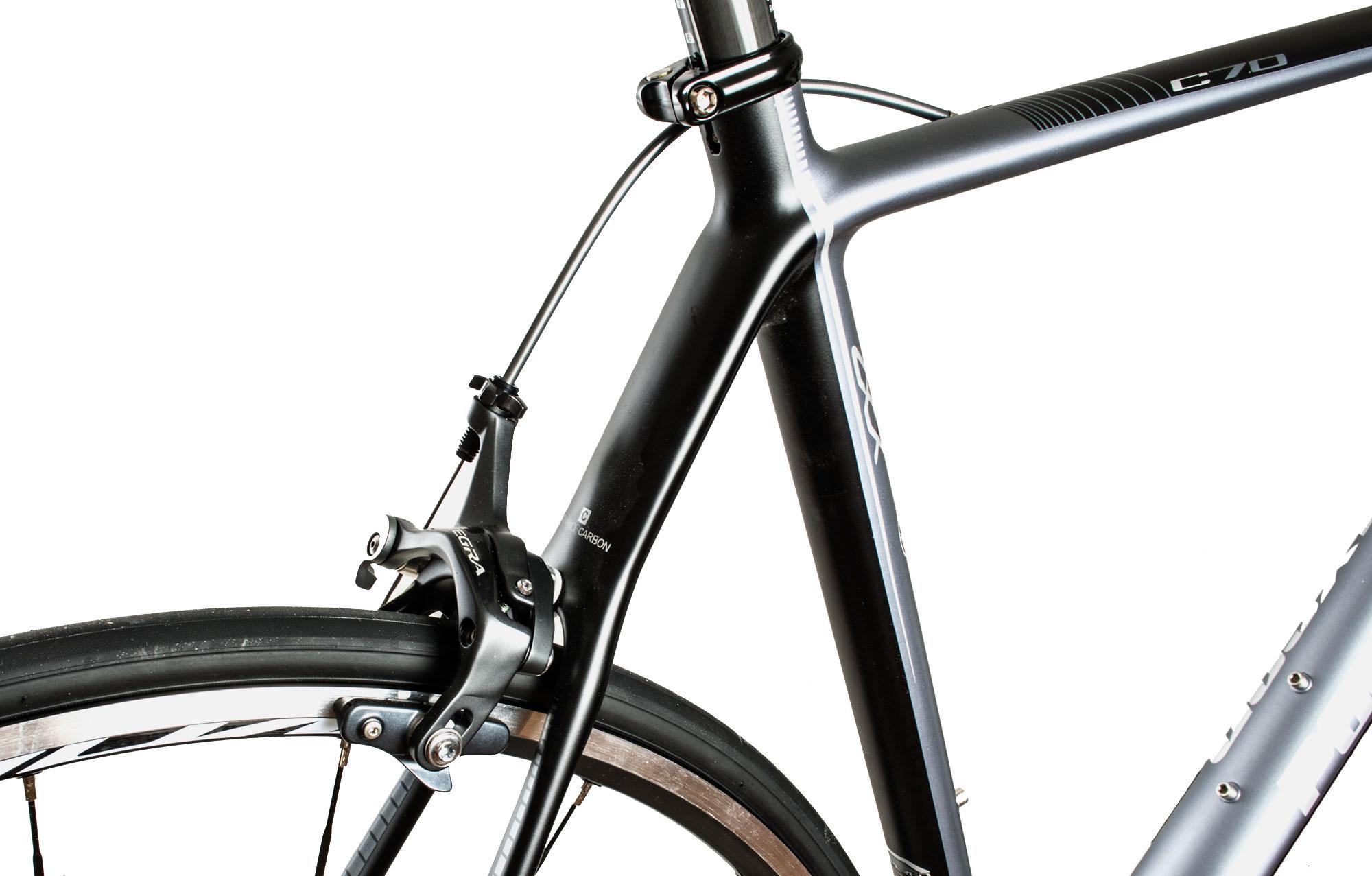 Polygon Helios C7.0 Road Bike - Carbon Ultegra 10 speed | Alltricks.com