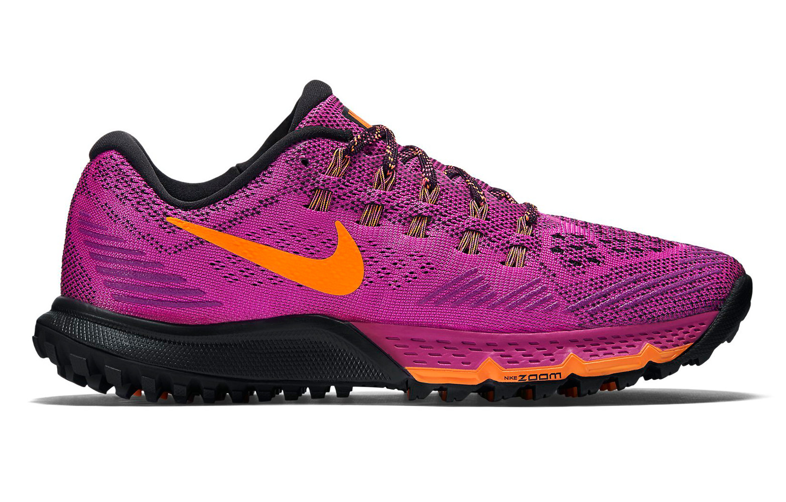 newest fc6a7 99f70 Chaussures de Trail Femme Nike ZOOM TERRA KIGER 3 Rose