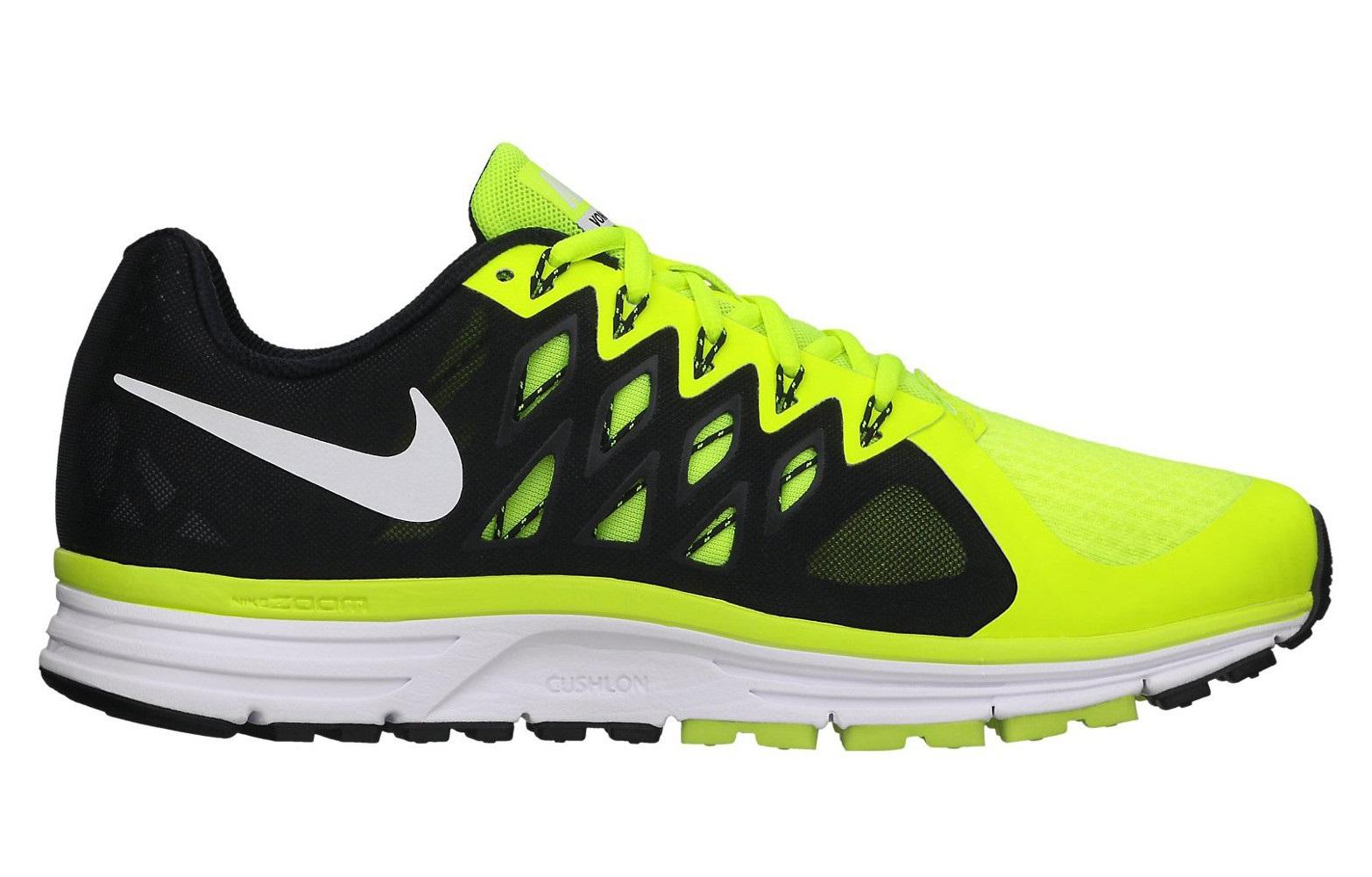 pretty nice 306d2 d3e9a NIKE Shoes AIR ZOOM VOMERO 9 Black Yellow Men
