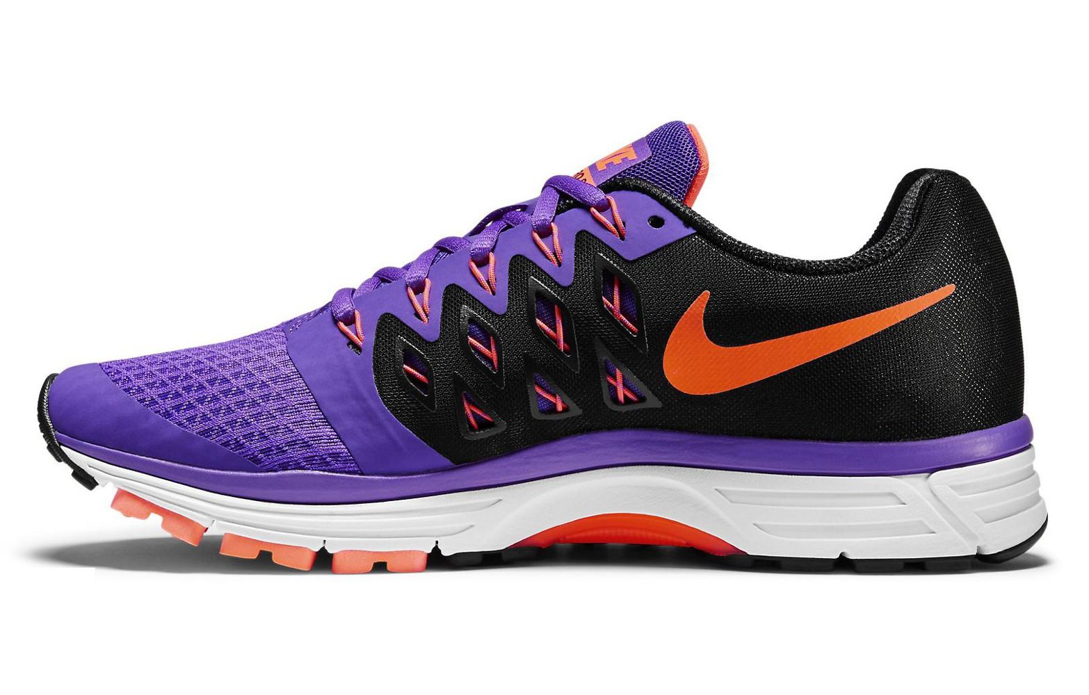Air es Alltricks Mujer 9 Zoom Zapatillas Nike Negro Vomero Violeta qwHwg5