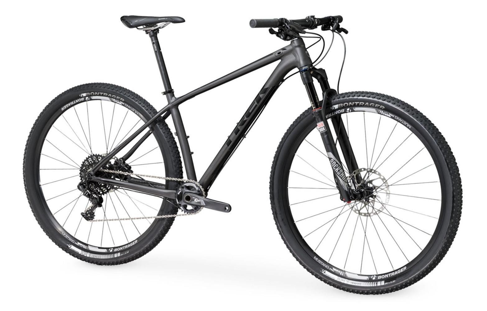 trek superfly 8 hardtail bike black 2016. Black Bedroom Furniture Sets. Home Design Ideas