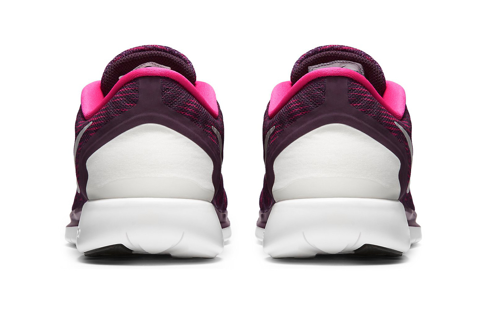 newest b69ac 2f8d4 Chaussures de Running Femme Nike FREE 5.0 Violet   Rose