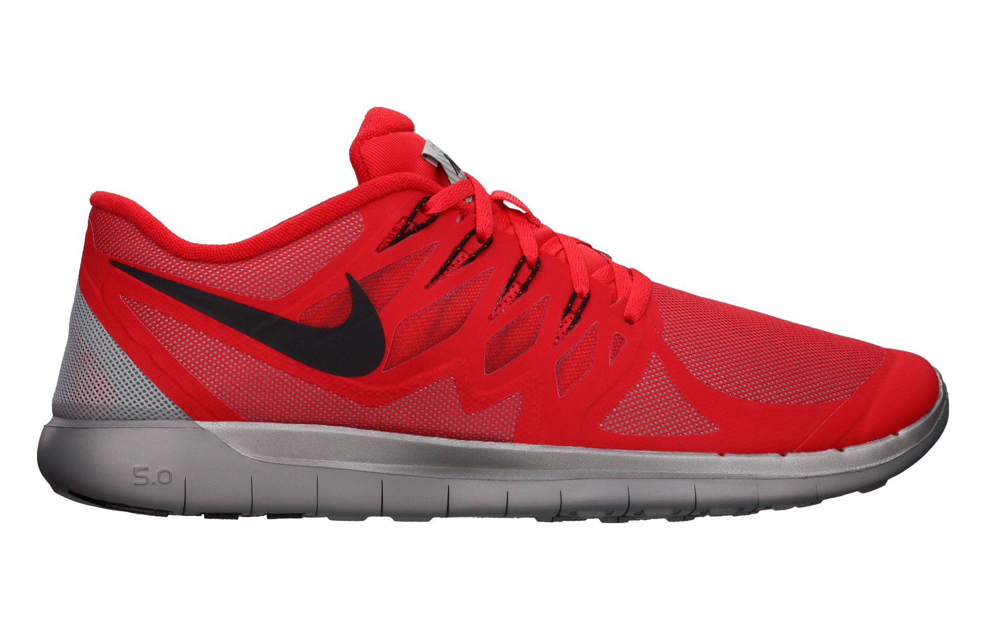 nike free 5.0 homme rouge