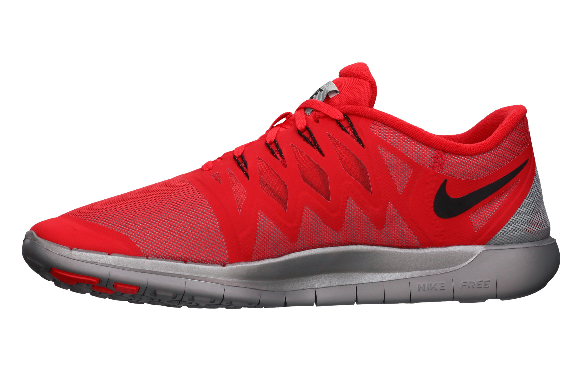 best cheap b18cc 1d9f4 ... NIKE Chaussures FREE 5.0 FLASH Rouge Homme
