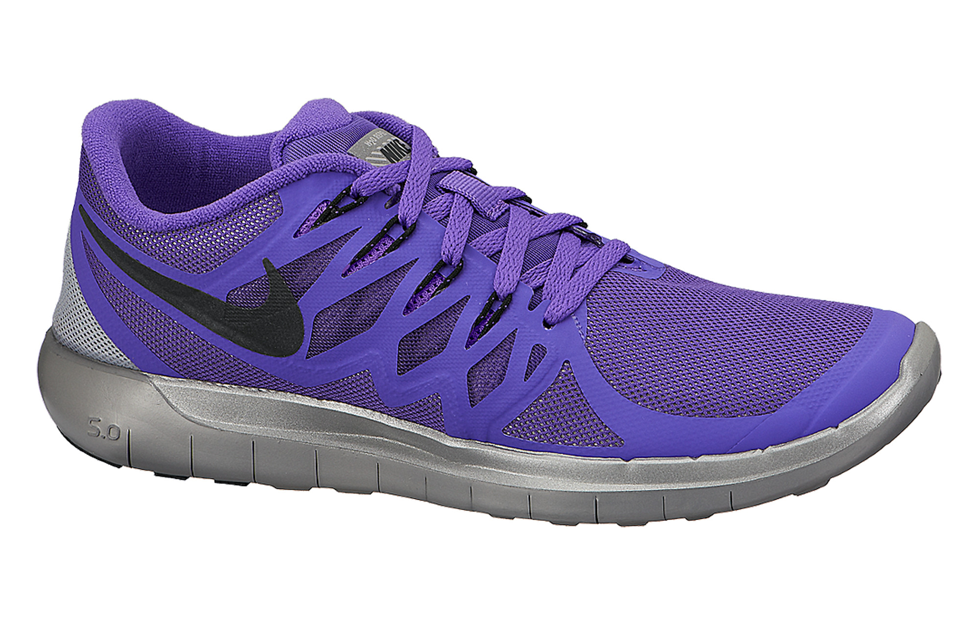 finest selection 8c286 832b7 Chaussures de Running Femme Nike FREE 5.0 FLASH Violet