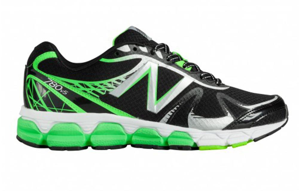 NEW BALANCE M 780 V5 D Noir Vert