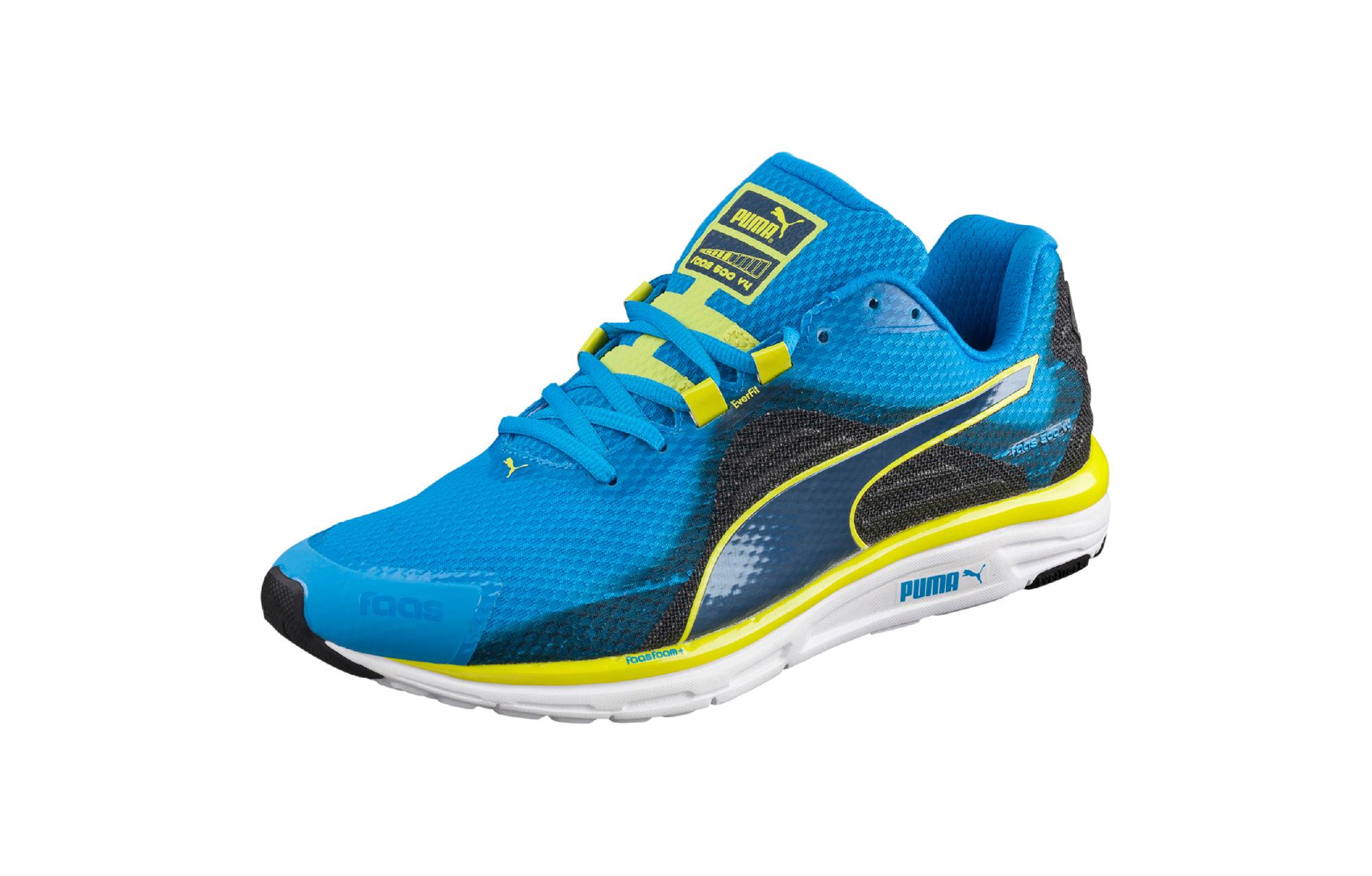 chaussure running puma faas 500,vetement running homme