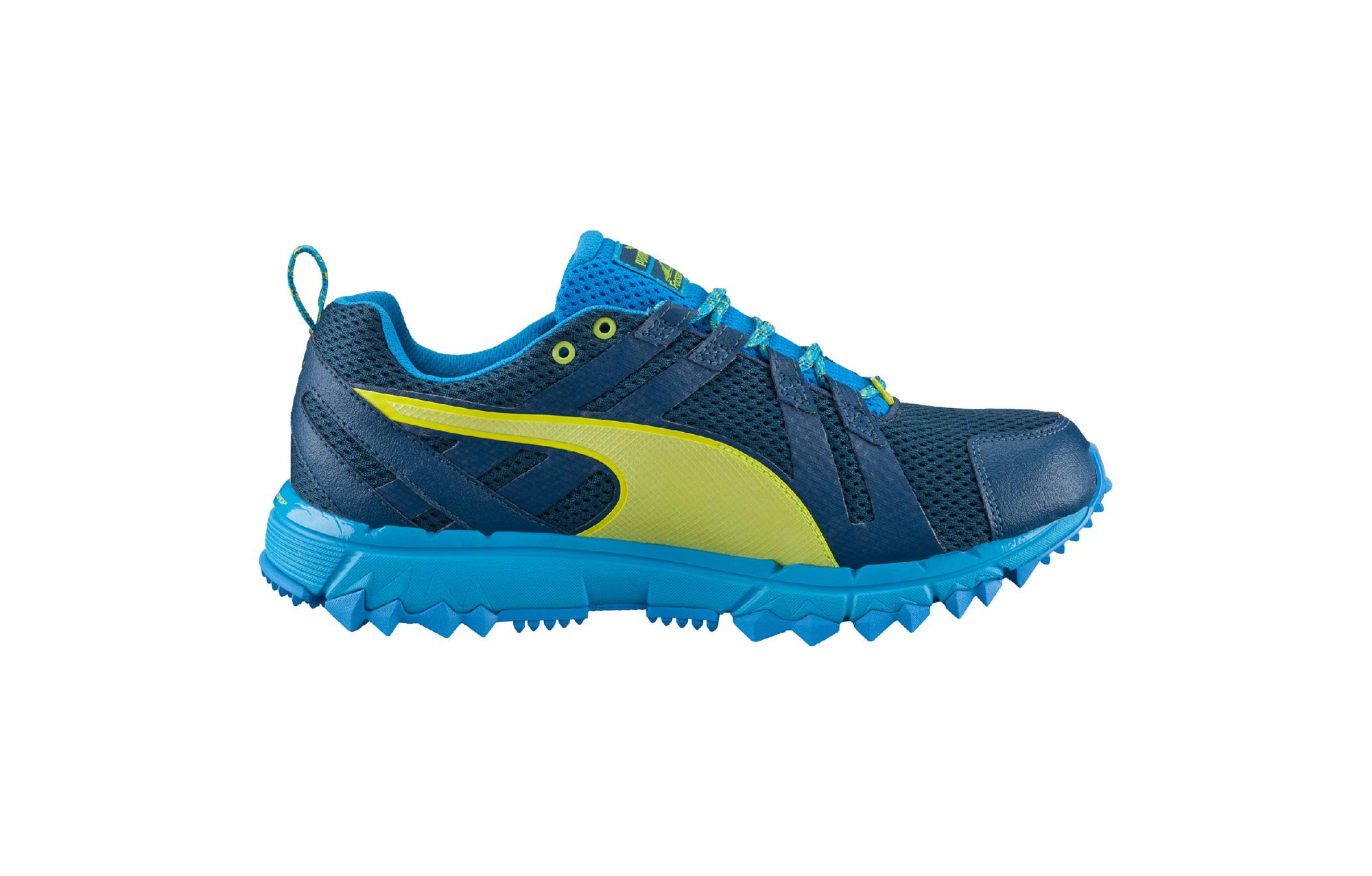 d108bd77df68 PUMA Trail shoes Faas 500 TR v2 GTX® Blue Yellow