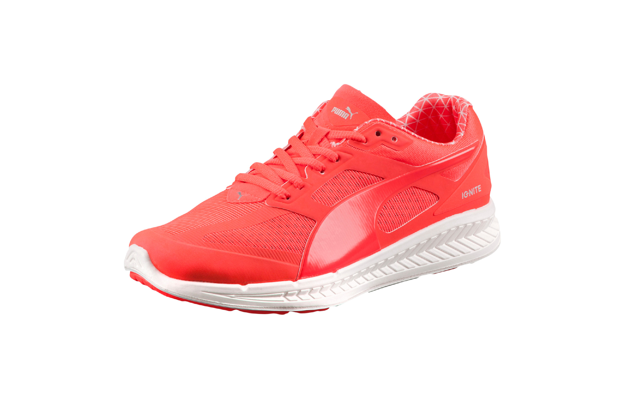pretty nice 723ee b9e7a Puma Running shoes Women IGNITE Orange White