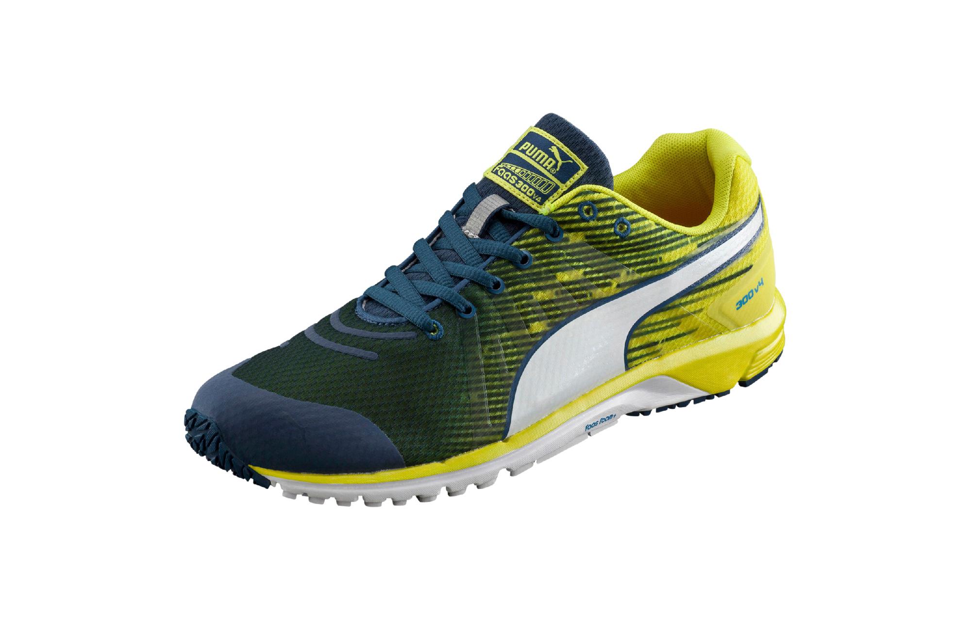 cd5e46370705 Chaussures de Running Puma Faas 300 V4 Bleu | Alltricks.fr