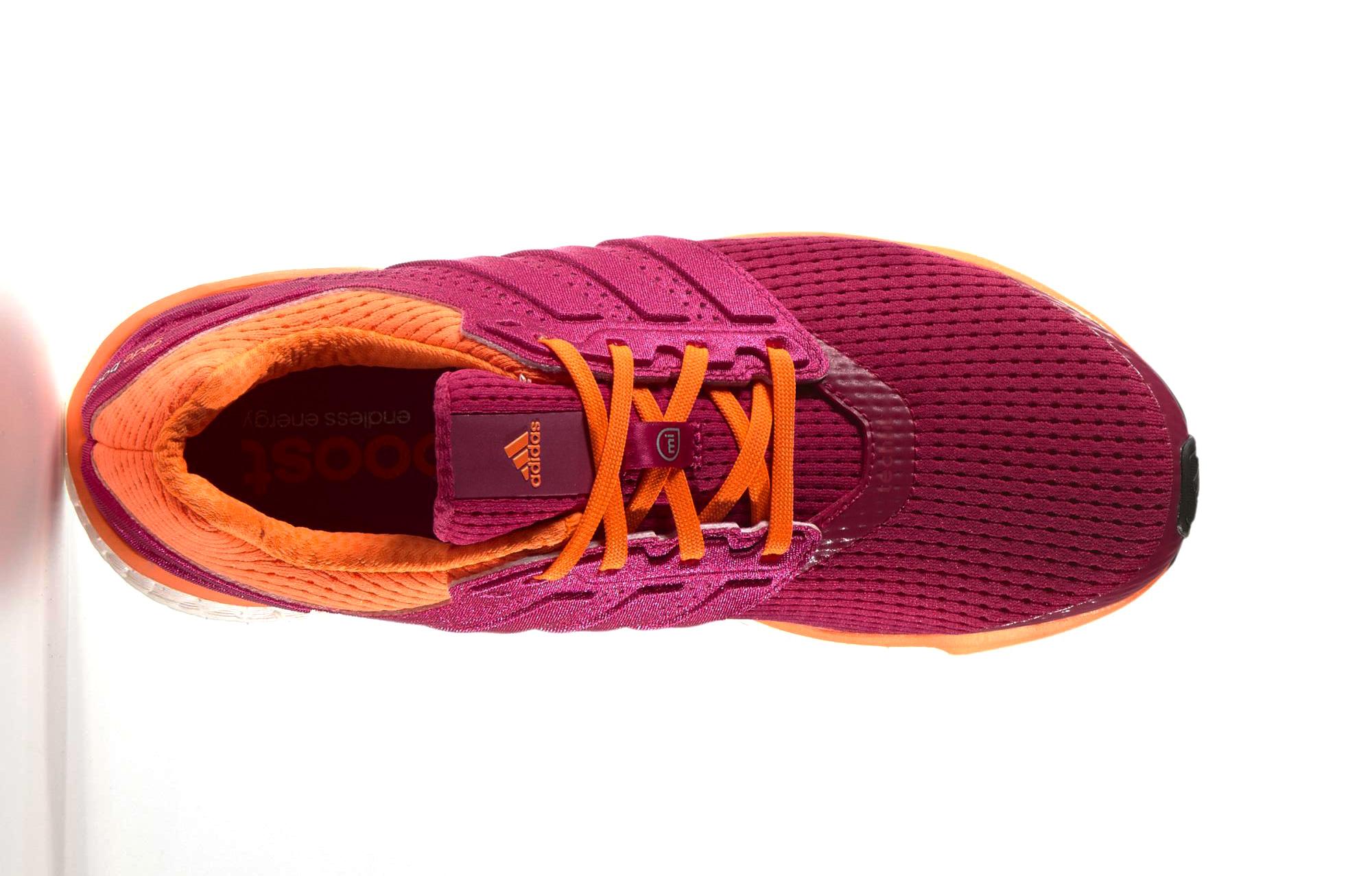 meilleur service ccbe7 dcd4c adidas Supernova Glide Boost 7 Womens Running Shoes - Pink Orange